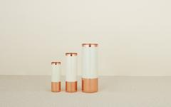 LOUISE VASES COPPER